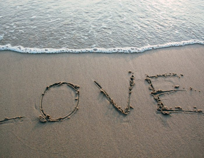 Love is the center of life