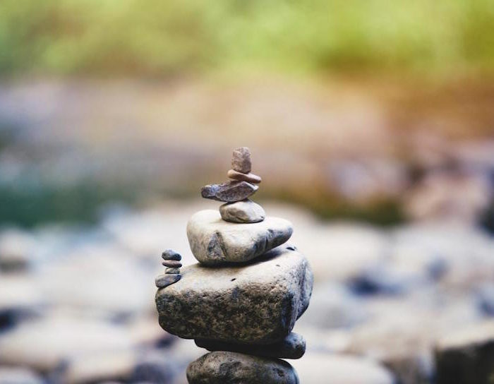 The art of thought control: finding balance and managing stress