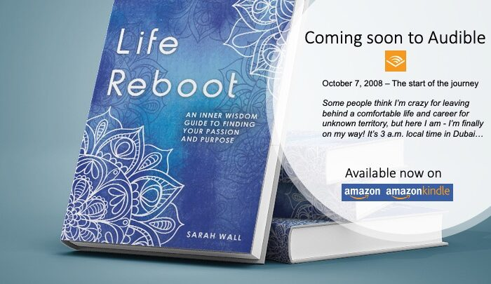 Life Reboot – Coming soon to Audible