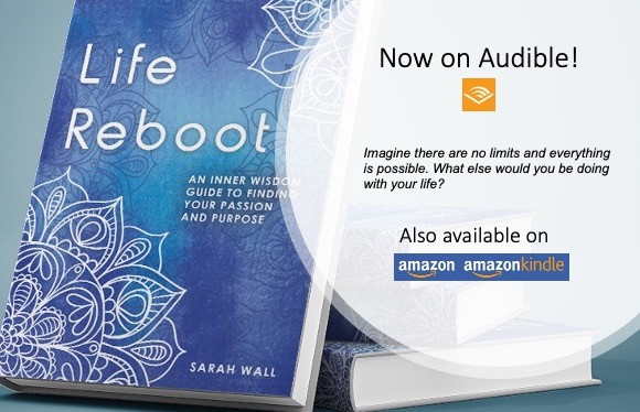 Life Reboot now on Audible